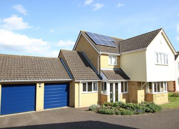 Thumbnail 4 bedroom detached house for sale in Gippingstone Road, Bramford, Ipswich, Suffolk