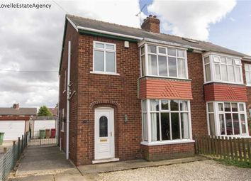 Thumbnail 3 bed property for sale in Peveril Avenue, Scunthorpe