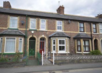 Thumbnail 2 bed terraced house for sale in Ashley Gardens, Marsh Lane, Frodsham