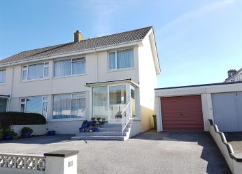 Thumbnail 3 bed semi-detached house for sale in Parkland Close, Newquay