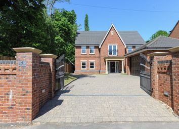 5 bed detached house for sale in The Hill, Glapwell, Chesterfield S44
