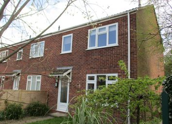 Thumbnail 3 bed end terrace house to rent in Cheaton Close, Leominster