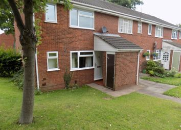 Thumbnail 1 bed maisonette to rent in Maybank Close, Lichfield