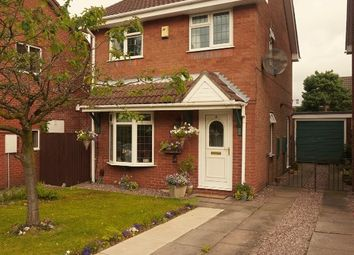 Thumbnail 3 bed detached house for sale in Fernhurst Grove, Stoke-On-Trent