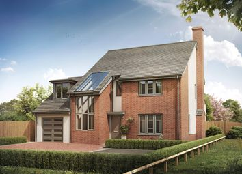 Thumbnail 4 bed detached house for sale in Birch Coppice, Droitwich