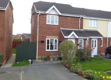 Thumbnail 3 bed end terrace house for sale in 46 Coed Meiri, Tyla Garw, Pontyclun, Cardiff