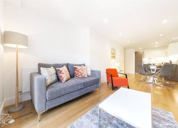 Thumbnail 2 bed flat for sale in Woodcroft Apartments, Silverworks Close, Colindale, London