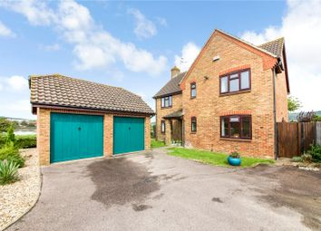Thumbnail 4 bed detached house for sale in Hostier Close, Halling, Kent