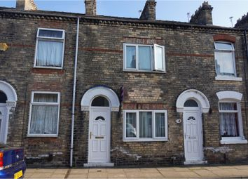 Thumbnail 2 bed terraced house for sale in Hanover Street West, York