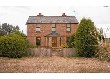 Thumbnail 4 bed detached house for sale in Hospital Drove, Long Sutton, Near Spalding