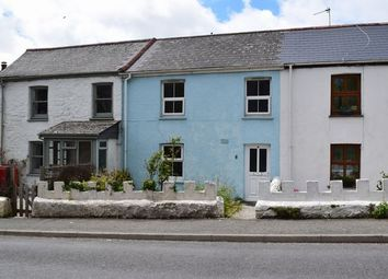 Thumbnail 2 bed terraced house for sale in Chacewater Hill, Chacewater, Truro