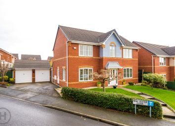 Thumbnail 4 bed detached house for sale in New Lester Close, Tyldesley, Manchester