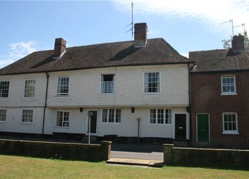 Thumbnail 2 bed cottage for sale in The Green, Wye, Ashford, Kent