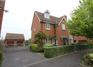 Thumbnail 6 bed detached house for sale in Sanderling Way, Iwade, Sittingbourne