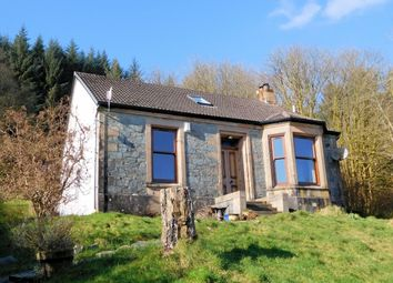 Thumbnail 3 bed detached house for sale in Blairmore, Dunoon PA23, Dunoon,