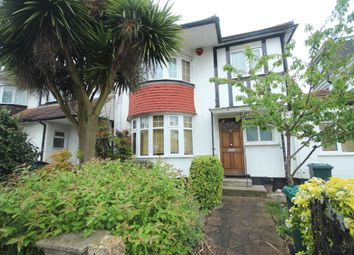 Thumbnail 4 bed semi-detached house to rent in Denehurst Gardens, London
