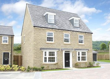 "Thumbnail 5 bed detached house for sale in ""Emerson"" at Church Lane, Hoylandswaine, Sheffield"