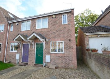 Thumbnail 2 bed end terrace house to rent in St. Christophers Close, Aldershot