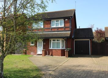 Thumbnail 3 bedroom detached house to rent in Mountbatten Drive, Shoeburyness, Southend-On-Sea