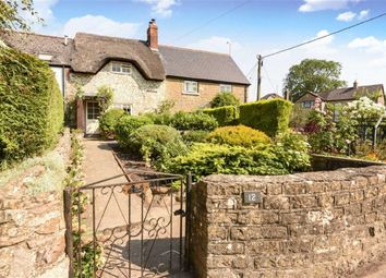 Thumbnail 2 bed cottage for sale in Church Road, Wanborough, Swindon