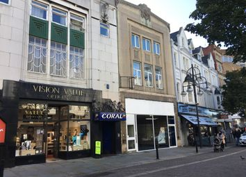 Thumbnail Retail premises for sale in St Sepulchre Gate, Doncaster