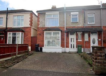Thumbnail 3 bed semi-detached house to rent in Hartley Road, Portsmouth, Hampshire