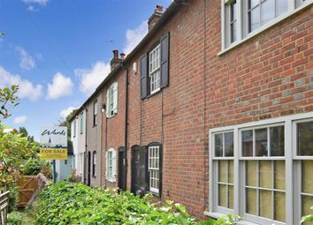 3 bed terraced house for sale in Police Station Road, West Malling, Kent ME19