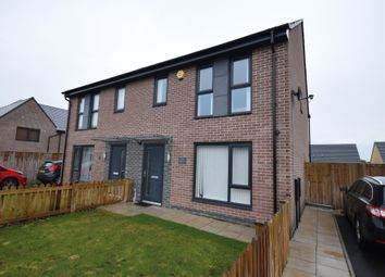 Thumbnail 3 bed semi-detached house for sale in Prince Drive, Fitzwilliam, Pontefract