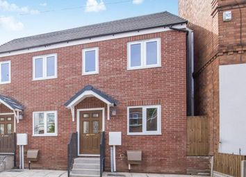 Thumbnail 2 bed semi-detached house for sale in Lansdowne Road, Aylestone, Leicester, Leicestershire