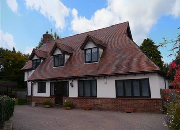 Thumbnail 4 bed detached house to rent in Glebe Road, Cumnor, Oxford