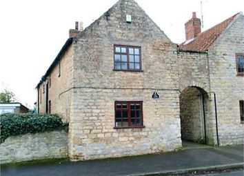 Thumbnail 2 bed cottage for sale in Church Lane, Carlton-In-Lindrick, Worksop, Nottinghamshire