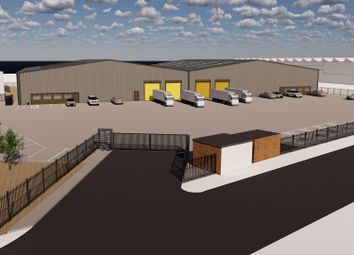 Thumbnail Industrial for sale in Chesham Street, Keighley