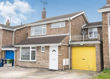 Thumbnail 4 bedroom detached house for sale in Mill Road, Stilton, Peterborough
