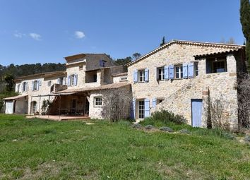 Thumbnail 10 bed property for sale in Canton De Fayence, Var, France