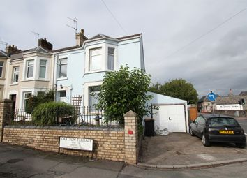 Thumbnail 3 bed end terrace house for sale in Carlton Terrace, Caerleon, Newport
