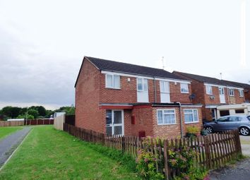 Thumbnail 3 bed semi-detached house for sale in Chiltern Road, Quedgeley, Gloucester