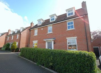 Thumbnail 5 bedroom detached house for sale in Marauder Road, Old Catton, Norwich