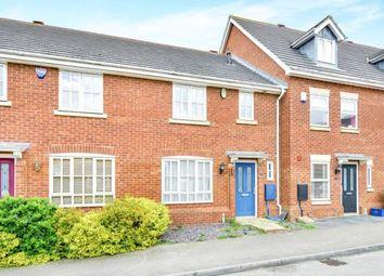 Thumbnail 3 bed terraced house for sale in Oriel Close, Wolverton, Milton Keynes, Buckinghamshire