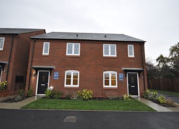 Thumbnail 3 bedroom semi-detached house for sale in Sycamore Way, Brailsford, Ashbourne