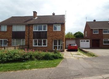 Thumbnail 3 bed property to rent in Wellingham Avenue, Hitchin