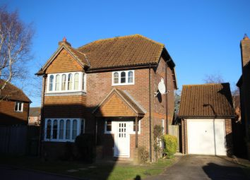 Thumbnail 3 bed detached house to rent in Churchward Close, Grove, Wantage