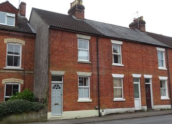 Thumbnail 2 bed terraced house to rent in Park Street, Salisbury, Wiltshire