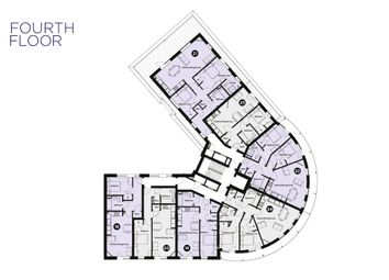 Thumbnail 1 bed flat for sale in Lightship Way, Colchester