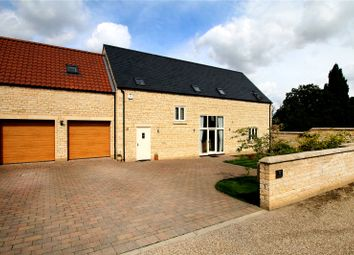 Thumbnail 4 bed barn conversion for sale in Main Street, Yarwell, Peterborough