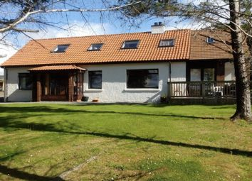 Thumbnail 5 bed detached house for sale in Aligro, Harlosh, Isle Of Skye