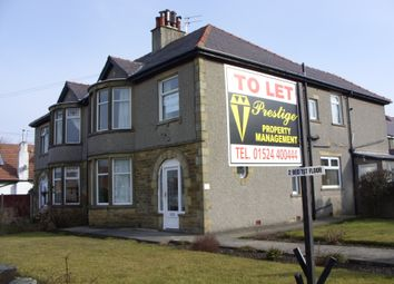 Thumbnail 2 bed flat to rent in Seymour Grove, Heysham
