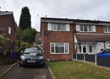 2 bed town house for sale in Applegarth Close, Longton, Stoke-On-Trent ST4