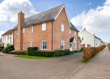 Thumbnail 4 bed detached house for sale in Cranesbrook, Fenstanton, Huntingdon