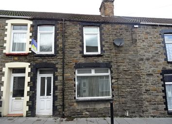 Thumbnail 2 bed terraced house to rent in Fox Street, Treharris