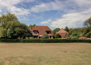 Thumbnail 4 bed detached house for sale in Waterloo Close, Caythorpe, Grantham
